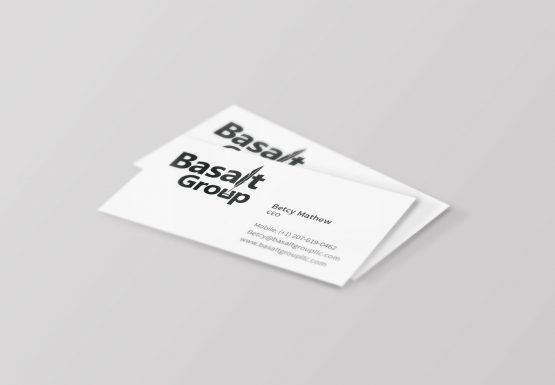 Basalt Group Business Card