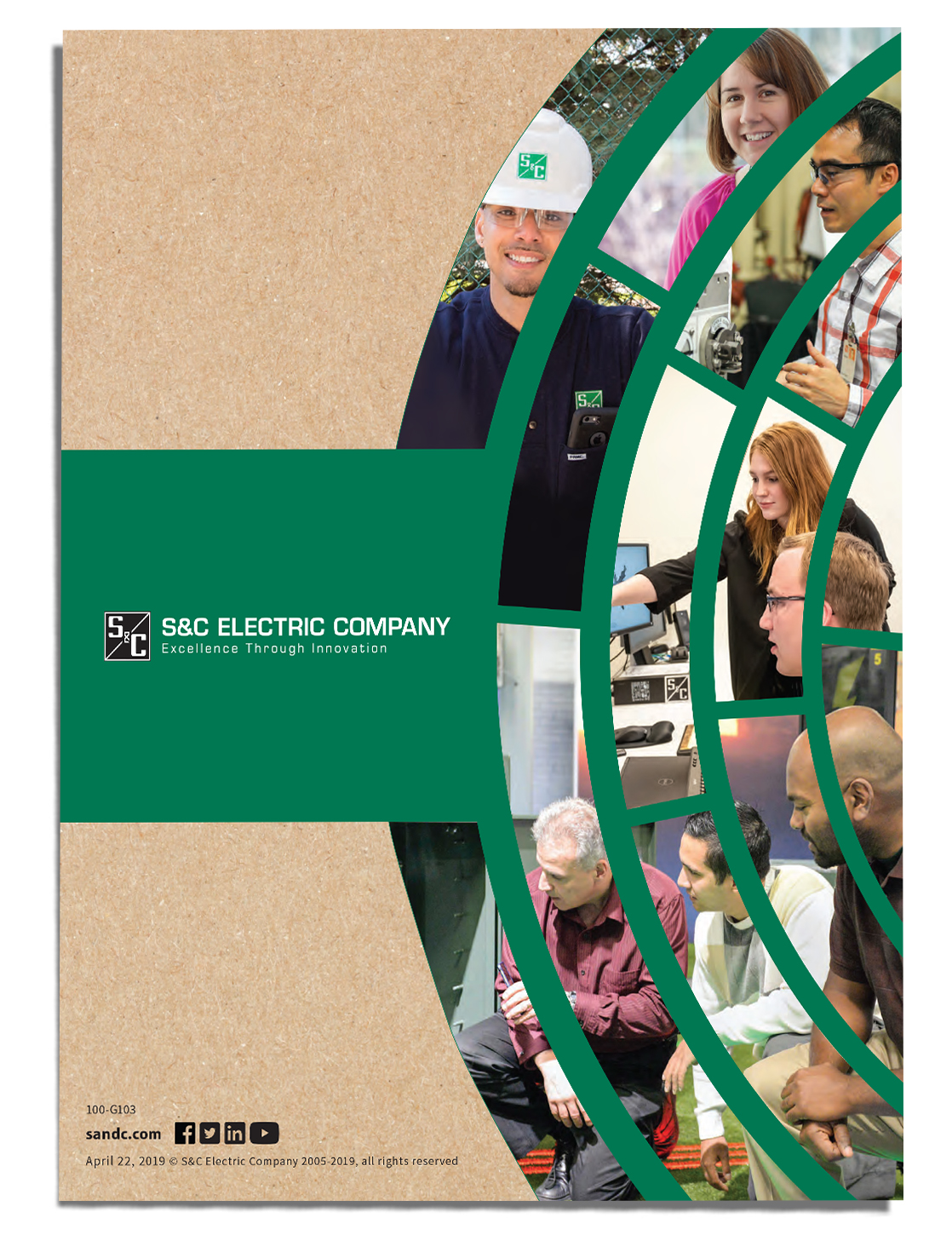 Corporate Responsibility Report back