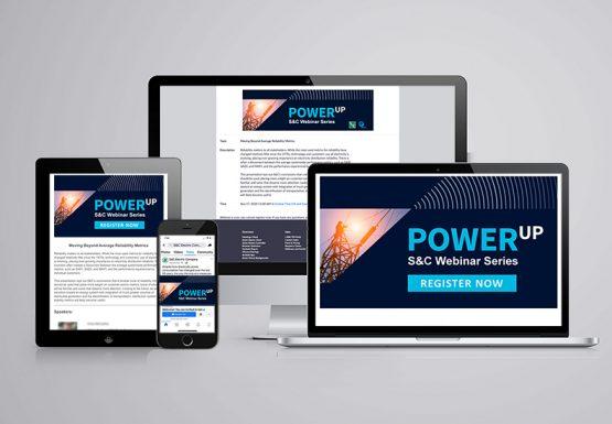 PowerUp Webinar Branding